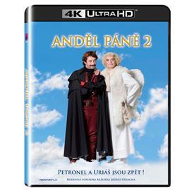 Anděl Páně 2 - 4K UHD Blu-ray disk