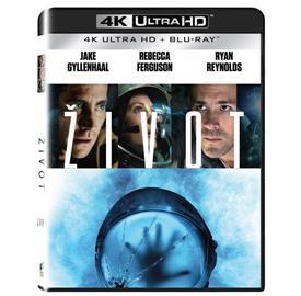 Život - 4K UHD Blu-ray disk