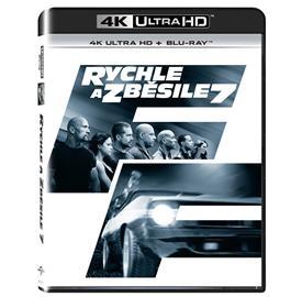Rychle a zběsile 7 - 4K UHD Blu-ray disk