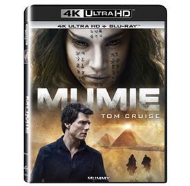 Mumie (2017) - 4K UHD Blu-ray disk