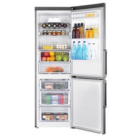 Chladnička s mrazákem Samsung RB33J3419SS/EF