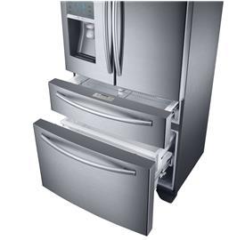Chladnička French Door Samsung RF24FSEDBSR/EO