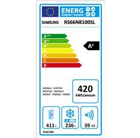 Americká chladnička Samsung RS66N8100SL/EF