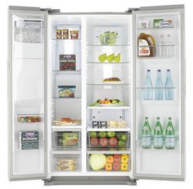 Americká chladnička Samsung RS7768FHCSR/EF