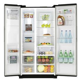 Americká chladnička Samsung RS7768FHCBC/EF