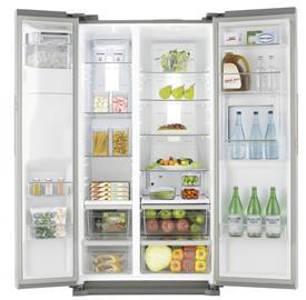 Americká chladnička Samsung RS7778FHCSR/EF