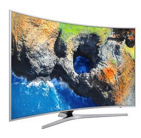 "65"" UHD Prohnutá TV UE65MU6652 Série 6 + dárek"