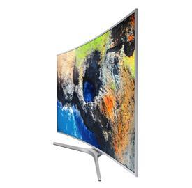 "65"" UHD Prohnutá Smart TV UE65MU6652 Série 6+dárek"