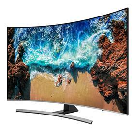 "65"" Premium UHD Prohnutá TV Samsung UE65NU8502"