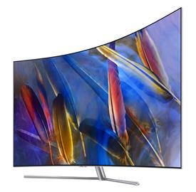 """55"""" QLED UHD Prohnutá SmartTV QE55Q7 Série 7"""
