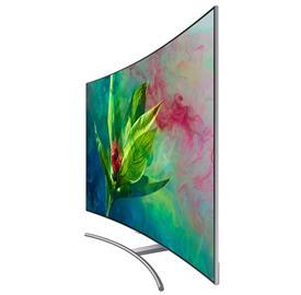"55"" QLED Prohnutá TV Samsung QE55Q8CN Série 8"
