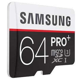 Samsung 64GB microSDHC PRO Plus s adaptérem 95MB/s
