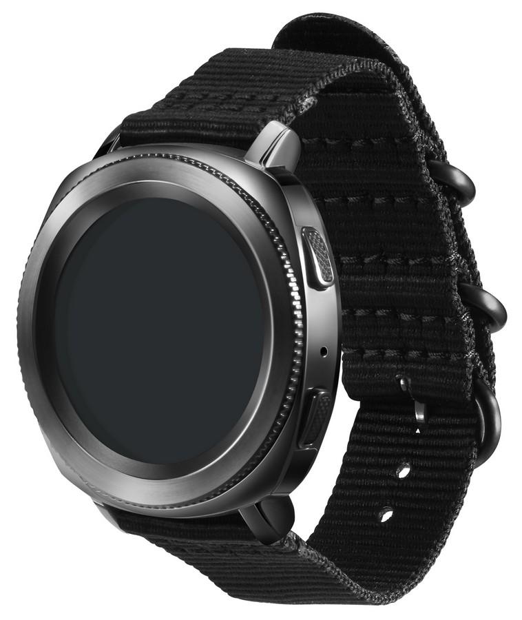 Samsung GP-R600BREECAA Nato Strap Gear Sport 34471e6b9f5