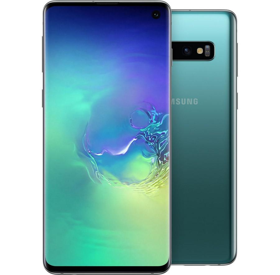 Samsung G973 Galaxy S10 128gb Green Obchod Samsung Cz